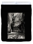 Canyon Trail 3 Duvet Cover