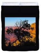 Canyon Tree Duvet Cover