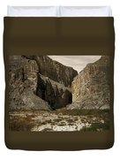 Canyon Walls Duvet Cover