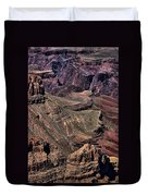 Canyon Walls Duvet Cover