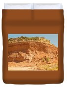 Canyonlands In West Texas Duvet Cover