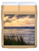 Cape Cod Bay Square Duvet Cover