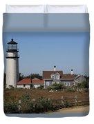 Cape Cod Light Duvet Cover