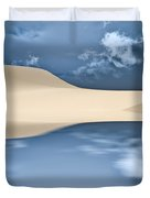 Cape Cod Reflections Duvet Cover by Bob Orsillo