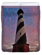 Cape Hatteras Lighthouse 4 11/05 Duvet Cover