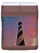 Cape Hatteras Lighthouse 5 11/05 Duvet Cover