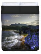 Cape Hedo Hdr Duvet Cover
