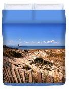Cape Henlopen Overlook Duvet Cover
