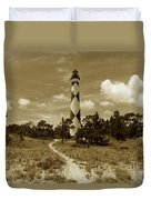 Cape Lookout Duvet Cover