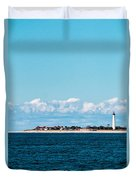 Cape May Point Duvet Cover