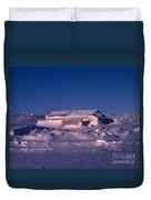 Capeevanshut-antarctica-g.punt-4 Duvet Cover