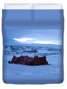 Capeevanshut-antarctica-g.punt-9 Duvet Cover