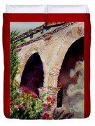 Capistrano Arches Duvet Cover
