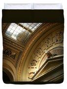 Capital Badger  Duvet Cover