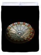 Capital Building Stained Glass 2 Duvet Cover