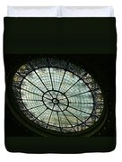 Capital Building Stained Glass  Duvet Cover