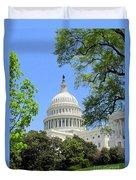 Capital Hill Duvet Cover