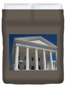 Capitol Pillars - Richmond Duvet Cover