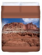 Capitol Reef Majesty Duvet Cover