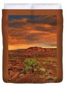 Capitol Reef National Park Utah  Duvet Cover