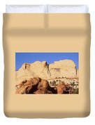 Capitol Reef National Park, Utah Duvet Cover by Mark Newman