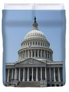 Capitol Washington Dc Duvet Cover