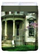 Cappon House Duvet Cover