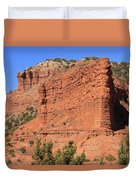 Caprock Canyon 2 Duvet Cover
