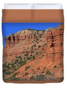 Caprock Canyon 3 Duvet Cover