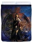 Captain Persephone II Duvet Cover