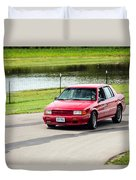 Car No. 34 - 03 Duvet Cover