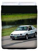 Car No. 35 - 03 Duvet Cover