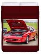 Car Show 021 Duvet Cover
