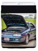 Car Show 022 Duvet Cover