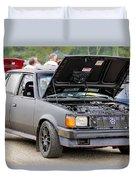 Car Show 023 Duvet Cover