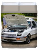 Car Show 029 Duvet Cover