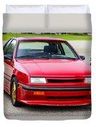 Car Show 032 Duvet Cover