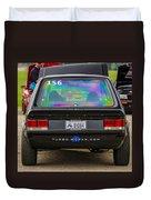 Car Show 038 Duvet Cover