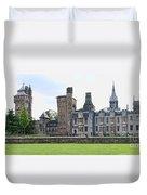 Cardiff Castle 8394 Duvet Cover