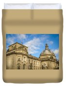 Cardiff City Hall Duvet Cover