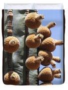 Cardon Cactus Fruit Duvet Cover