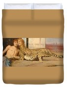 Caresses Duvet Cover