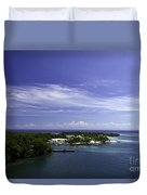 Caribbean Breeze Five Duvet Cover