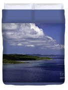 Caribbean Breeze Seven Duvet Cover
