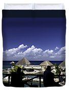 Caribbean Breeze Two Duvet Cover