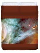 Carina Nebula #4 Duvet Cover