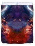 Carina Nebula Pillar 2 Duvet Cover