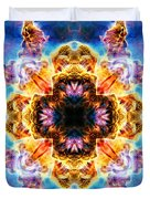 Carina Nebula V Duvet Cover