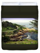 Carmel Highlands Duvet Cover