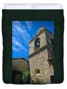 Carmel Mission In Sun Duvet Cover